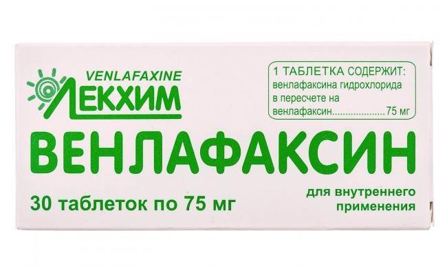 venlafaksin