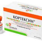 Кортексин (ампулы): цена, инструкция по применению, отзывы врачей и пациентов, для чего назначают, аналоги