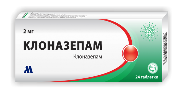 klonazepam