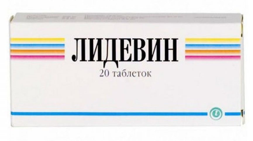 lidevin-tabletki
