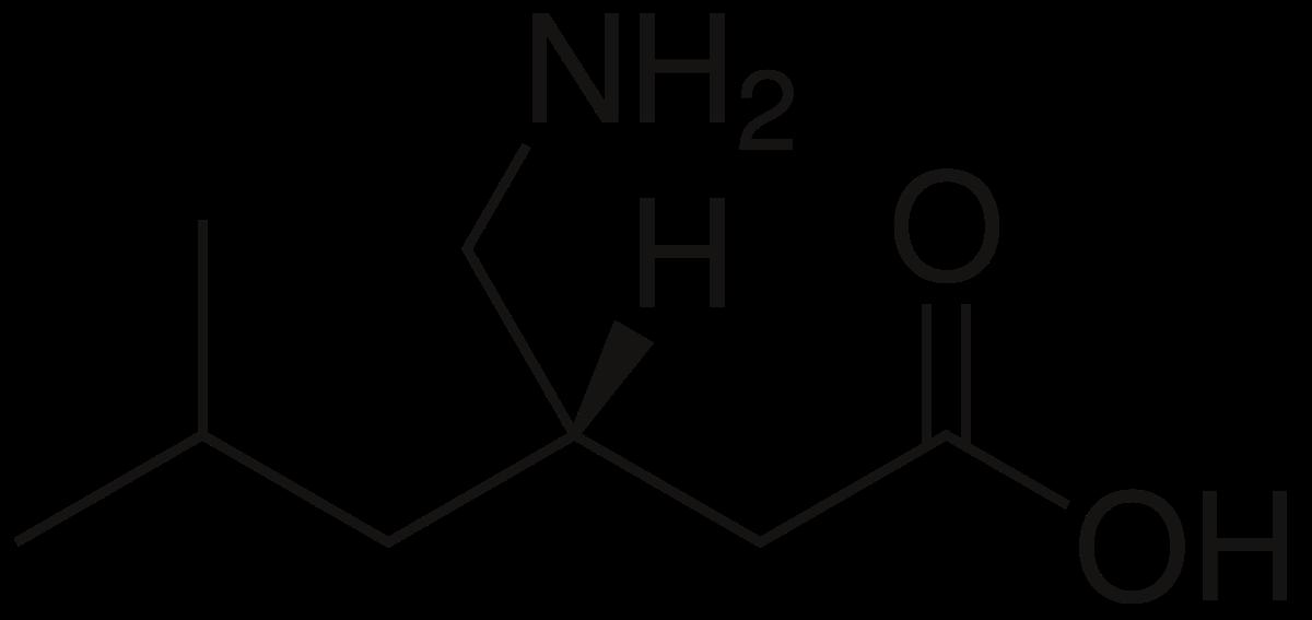 formula-pregabalina