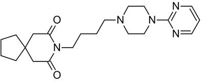 formula-buspirona